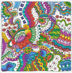 zentangle brisbane class